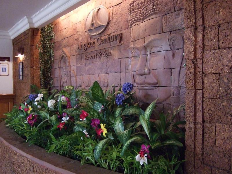 Angkor Century Hotel in Siem Reap Cambodia