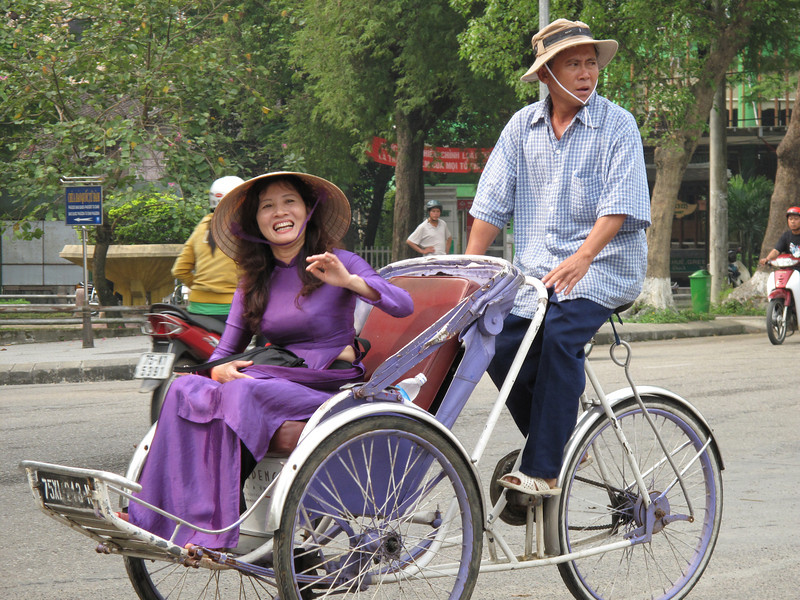 Our Hue Guide in a Cyclo