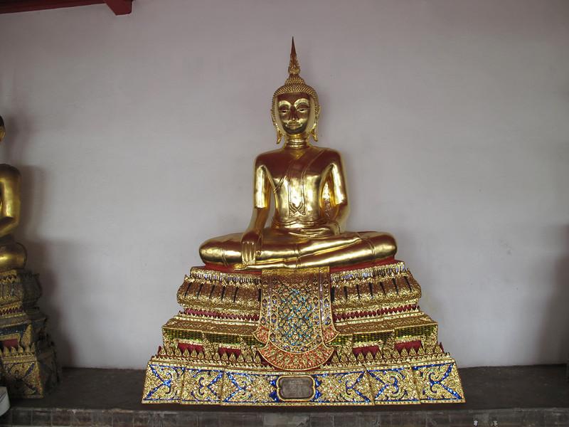 Detail of the Budda Images at Wat Mahathat