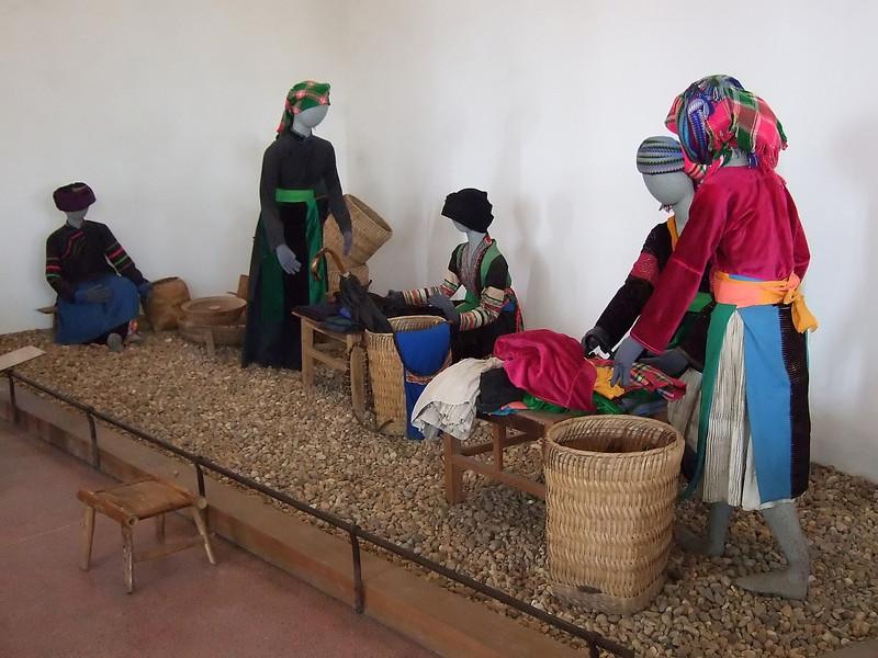 in the Ethnicities Museum