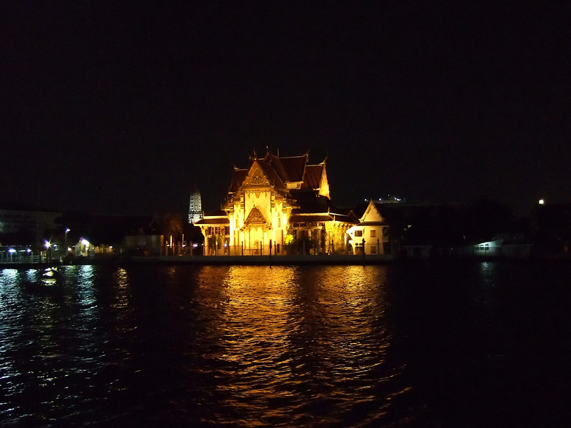 From the Chaophraya