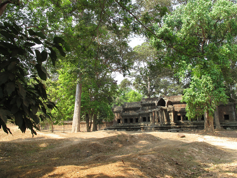 South Gate to Angkor Wat