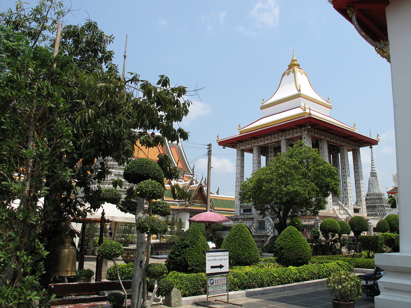 Wat Arum - The Temple of Dawn - Bangkok