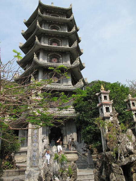 Xa Loi Temple at Marble Mountain