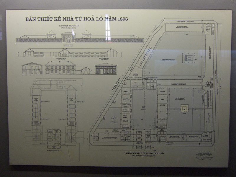The Hanoi Hilton - Hoa Lo Prison