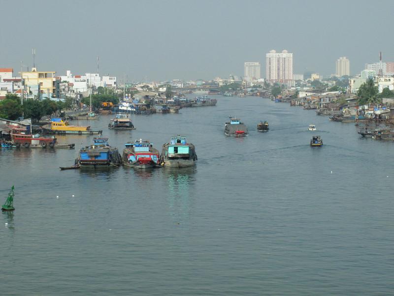 Saigon - Mekong Delta River Area