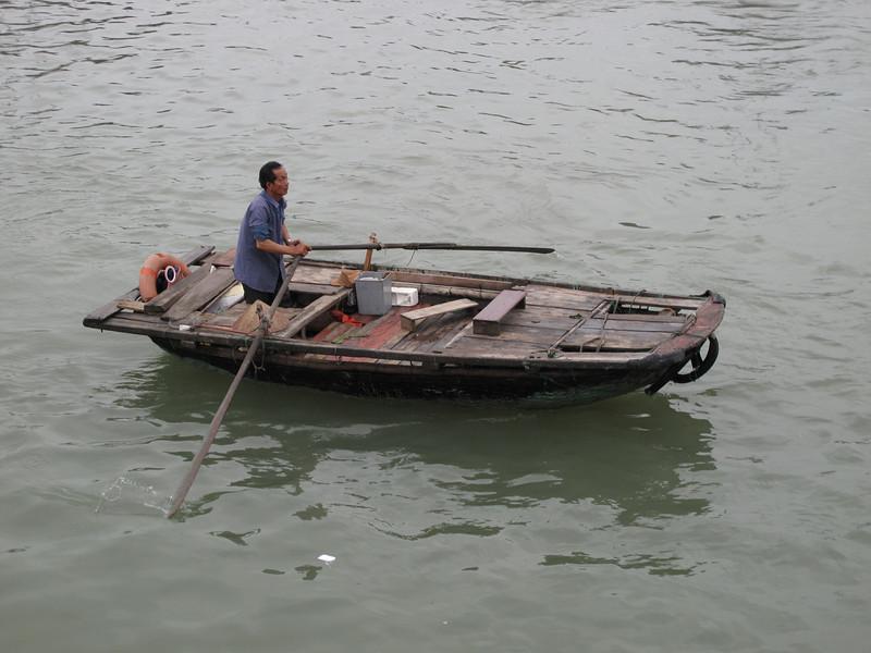 Life in the Bay - Ha Long Bay Vietnam