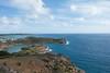 View around Shirley's Heights Fort, St. John's, Antigua.