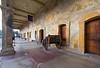 Inside San Cristobal Fort in San Juan.