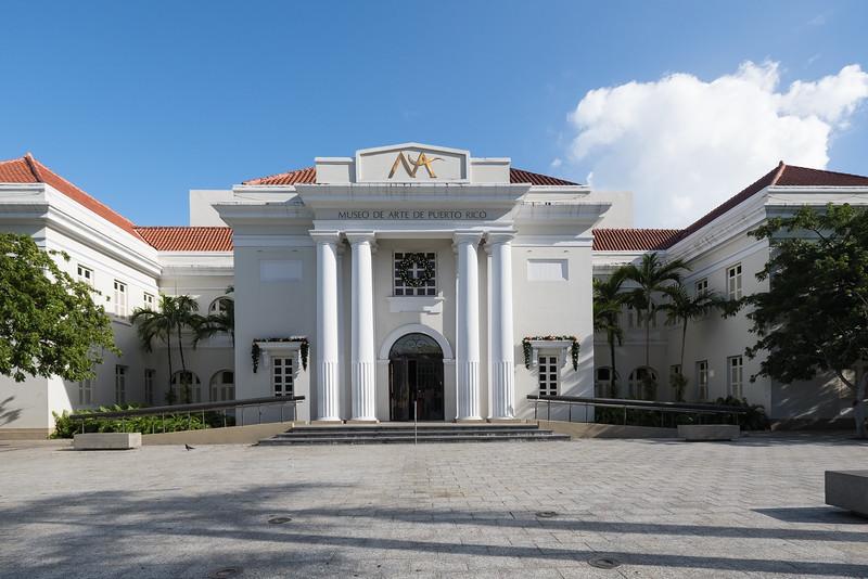 Museum of Art of Puerto Rico.