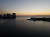 Sunrise back in Fort Lauderdale