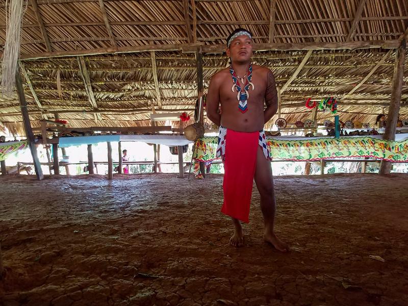 Embara Village Chief