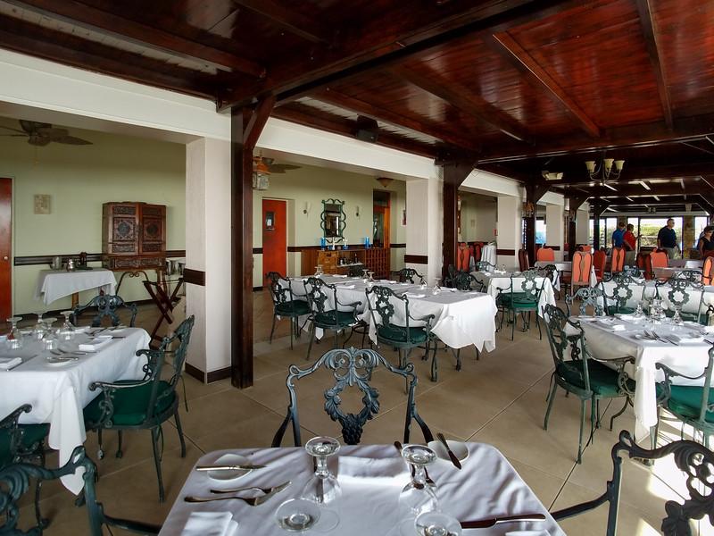 A fine dining experience on Aruba adjacent the California Lighthouse.