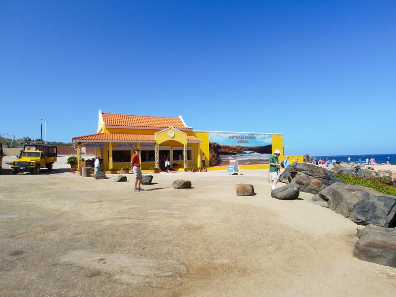Welcome to Natural Bridge Aruba.
