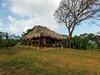 Embara native people  living quarters