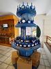 Blue Curacao Display.
