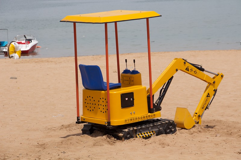 Beach Shovel