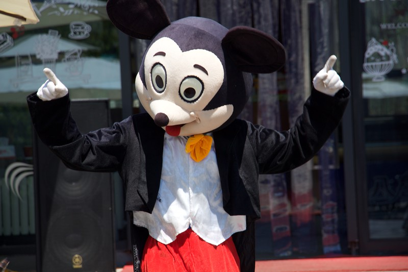 Micky Mouse 2