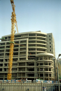 Some of the massive amounts of construction that is progressing in the major cities of China. ... August 4, 2004 ... Copyright Robert Page III