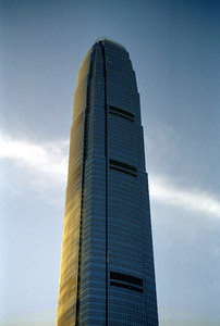 The Two Finance Center (412m/1,351f, 88 floors, built in 2003). ... July 31, 2004 ... Copyright Robert Page III