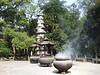 Burning Incense at Lingyin Temple - Hangzhou