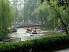 Water craft at Chongqing Zoo