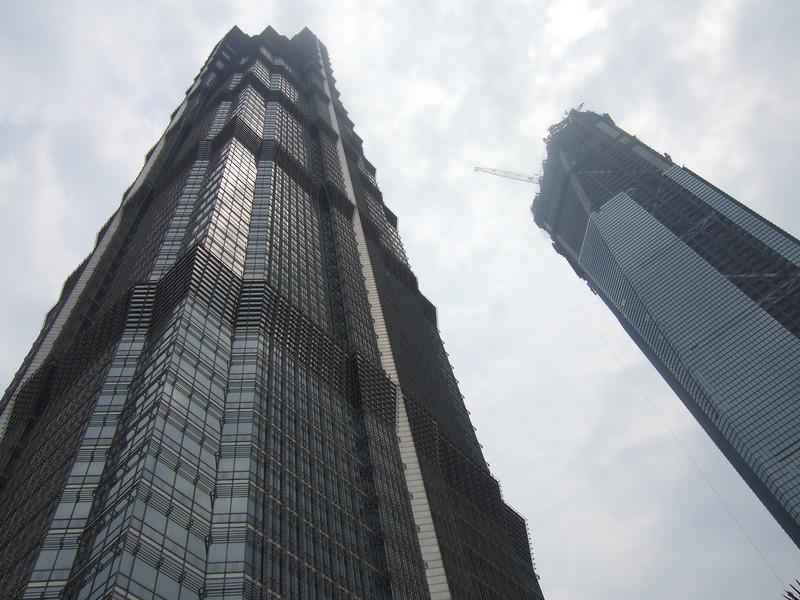 Office buildings in Shanghai