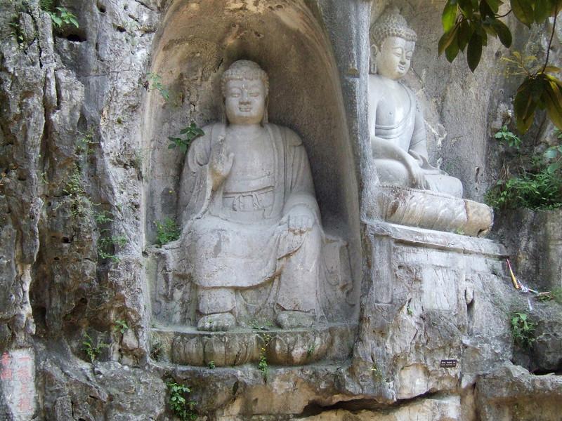 Lingyin Temple Rock Carvings - Hangzhou
