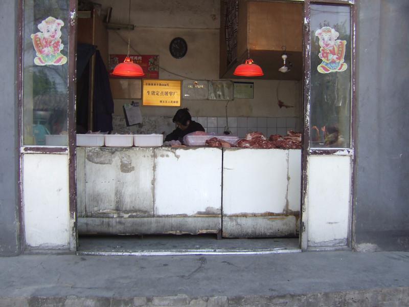 Hutongs Meat Market
