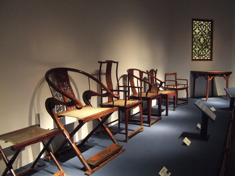 Ming Dynasty Furniture - Shanghai History Museum