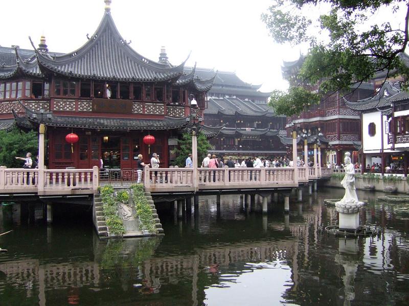 YuYan Gardens Shopping Area - Shanghai