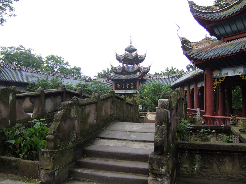 at Feng-Du - the Ghost City