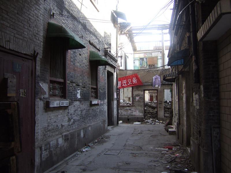 Working Class Shanghai