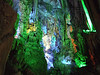 scene in Reed Flute Cave - Guilin
