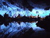 The Crystal Palace reflections in Reed Flute Cave