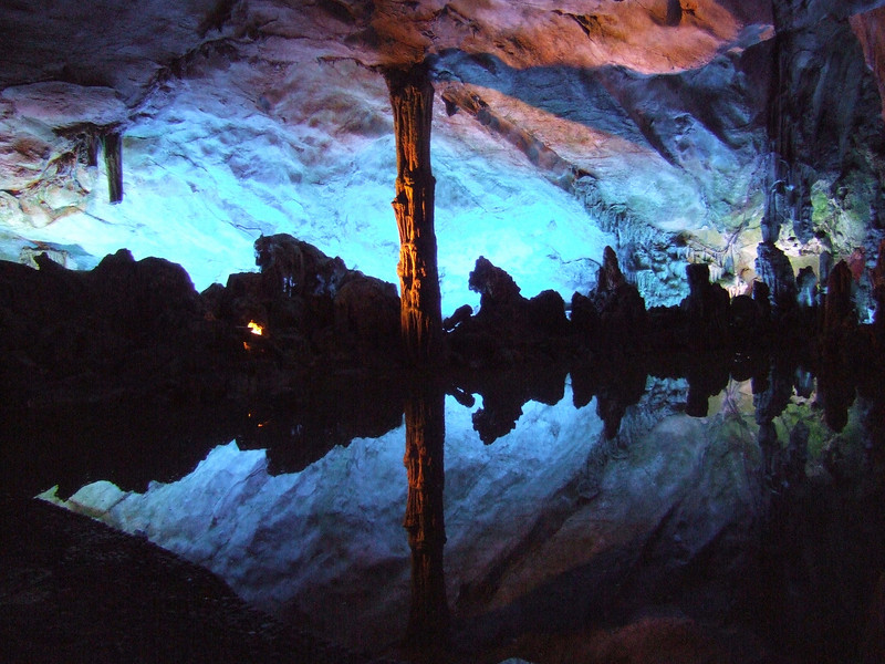 Crystal Palace in Reed Flute Cave - Guilin
