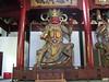 Figure in a Lingyin Temple - Hangzhou