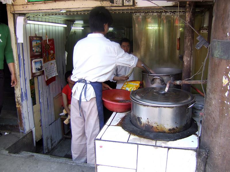 Working Class Shanghai Resturant