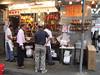 Hong Kong street corner meat store .....