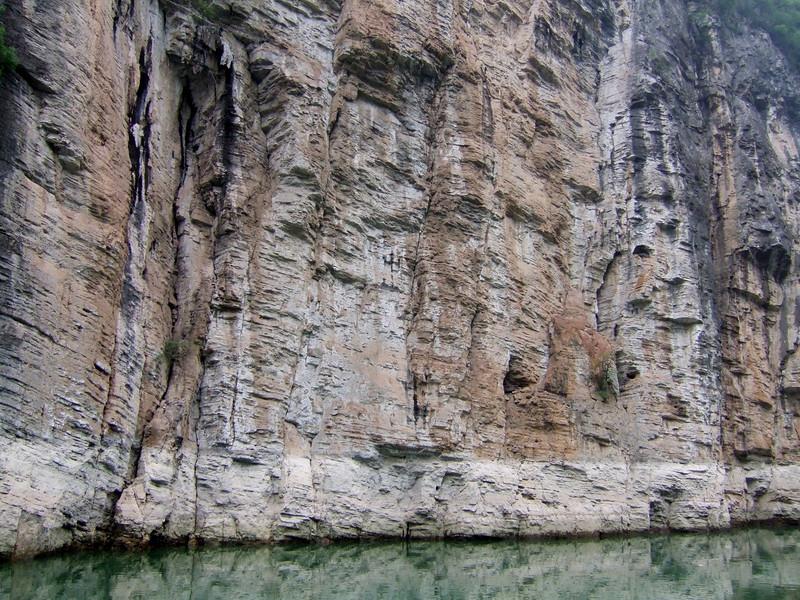 Scenery in Wu Gorge