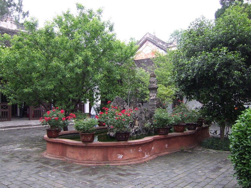White Emperor Town Garden