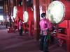 Drum Tower Drum Ceremony