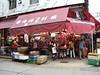 Hong Kong corner meat store.....