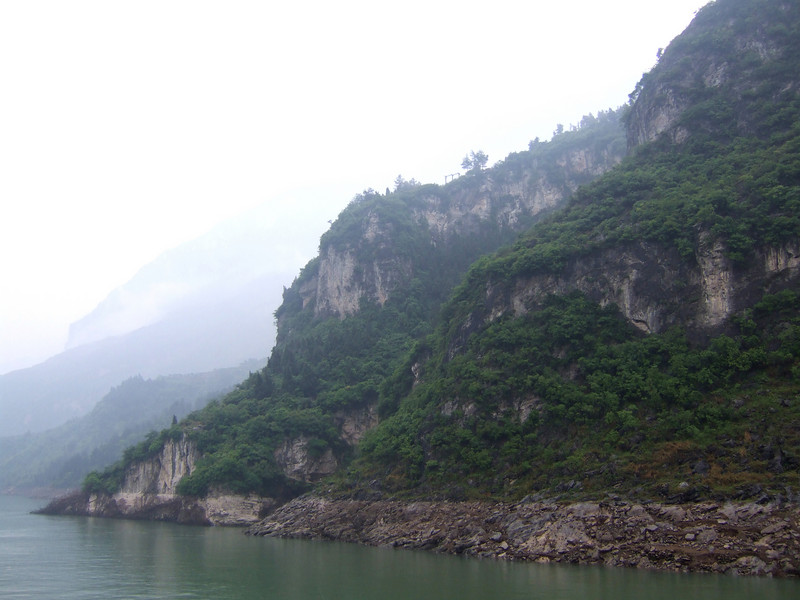 Shore of Xiling Gorge