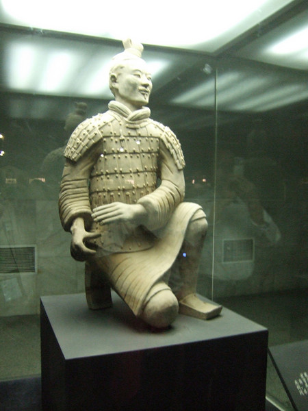 Front view of Archer Warrior