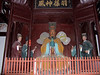 in Ming LIang Palace at the White Emperor Town