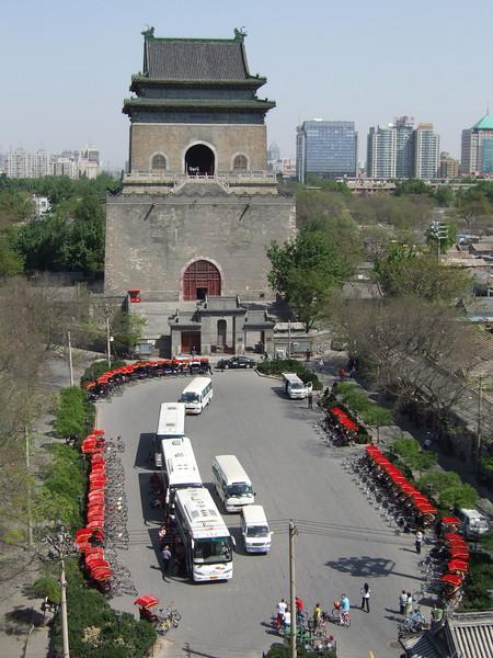Drum Tower in Beijing