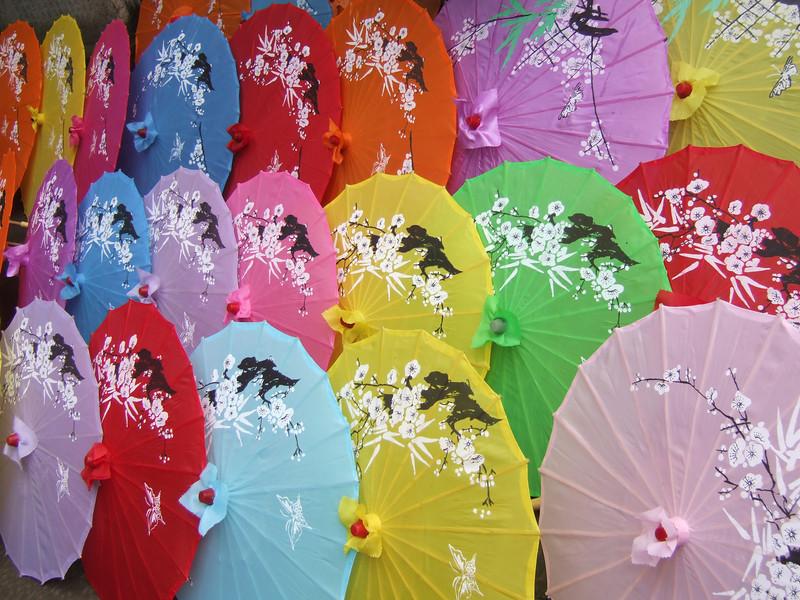 Sun Umbrellas for sale at Feng-Du