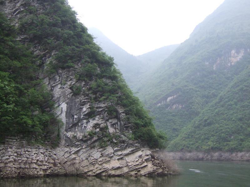 Wu Gorge on the Yantze River