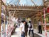 Construction using Bamboo scaffolding ..  Hong Kong